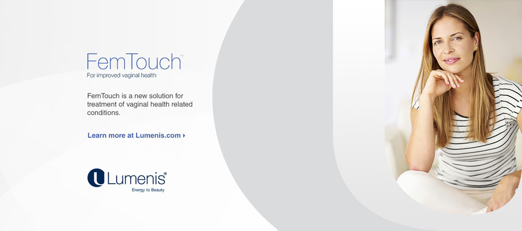 FemTouch for improved vaginal health